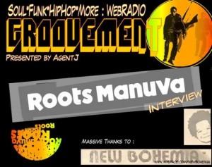 Groovement: Roots Manuva