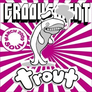 Trout March 2009