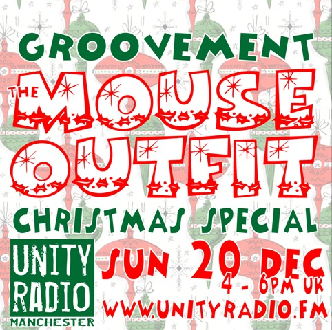 mouse outfit xmas