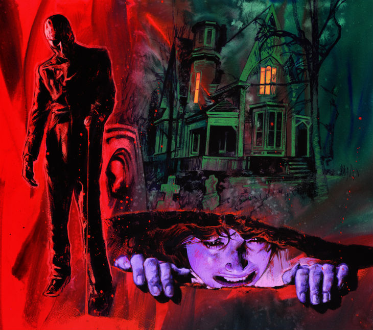 New Death Waltz Lucio Fulci S House By The Cemetery Ost