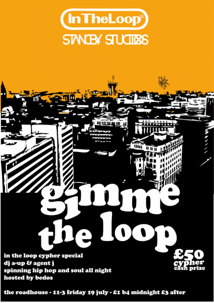 GIMME THE LOOP FLYER sml