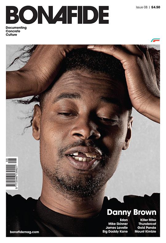 DANNY COVER