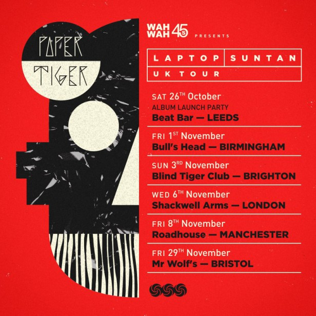 paper tiger tour