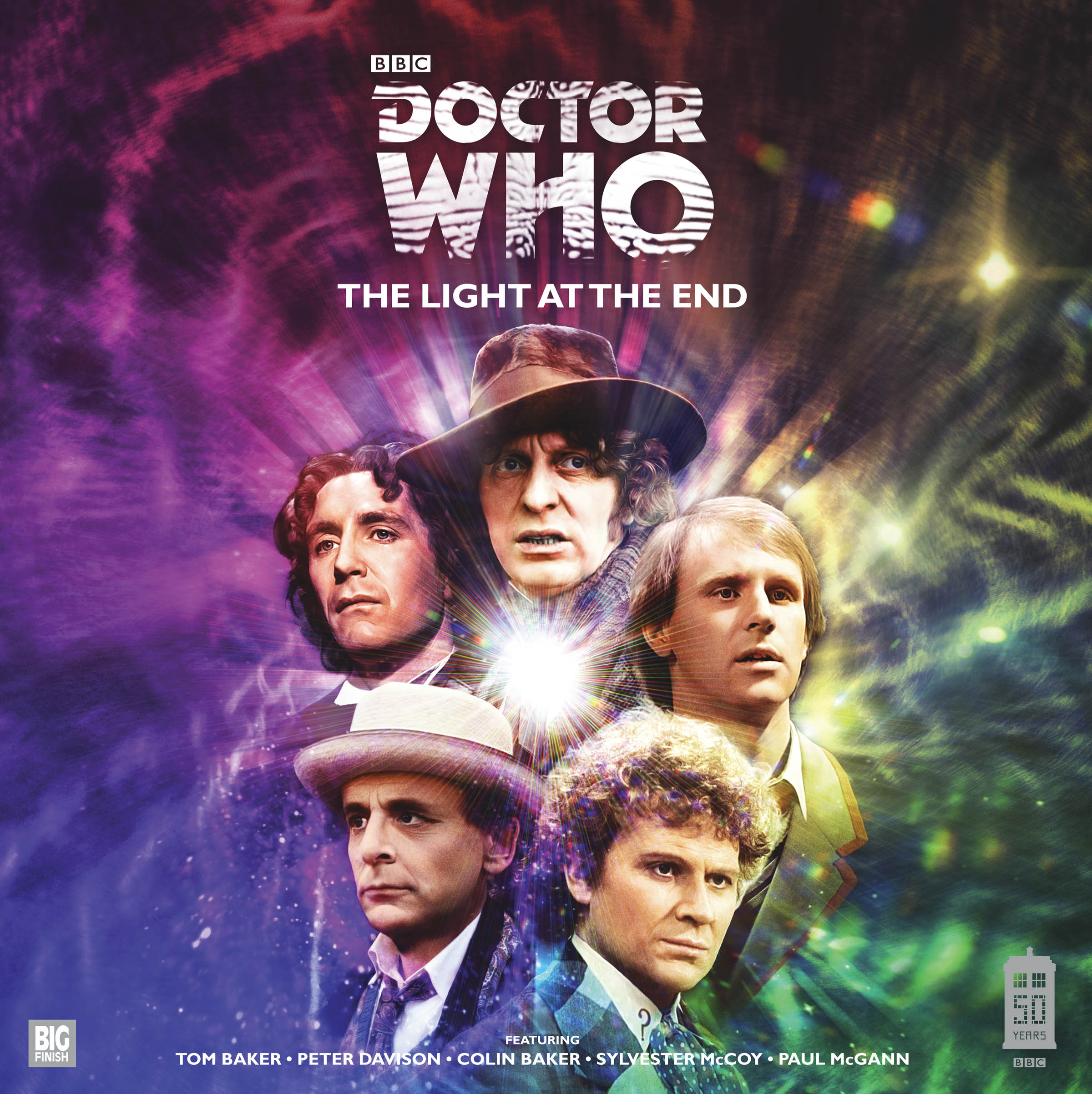Doctor Who At 50 The Light At The End On Vinyl